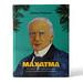 Maria Zaikina, Mahatma book cover, portrait of Waldemar Haffkine