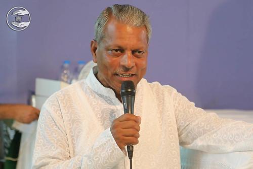 Ram Sharan Das Stage Secretary, Palam