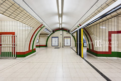 Without - Piccadilly Circus Underground Station, London, UK
