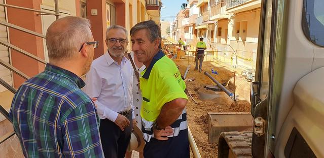 Reurbanización de la barriada de Palmete