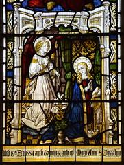 Annunciation (Burlison & Grylls, 1904)