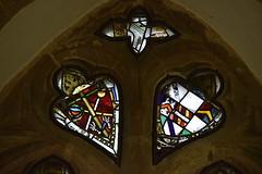 arma christi and heraldic shields (15th Century)