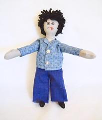 Zombie Boy Doll