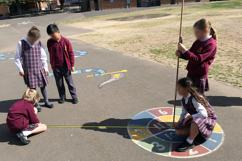 Measuring shadows