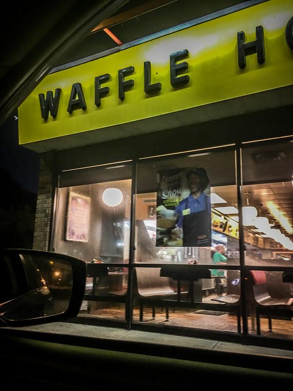 Yamassee Waffle House