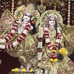 ISKCON Ahmedabad Deity Darshan 12 Aug 2019
