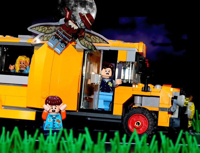 LEGO Jeepers Creepers