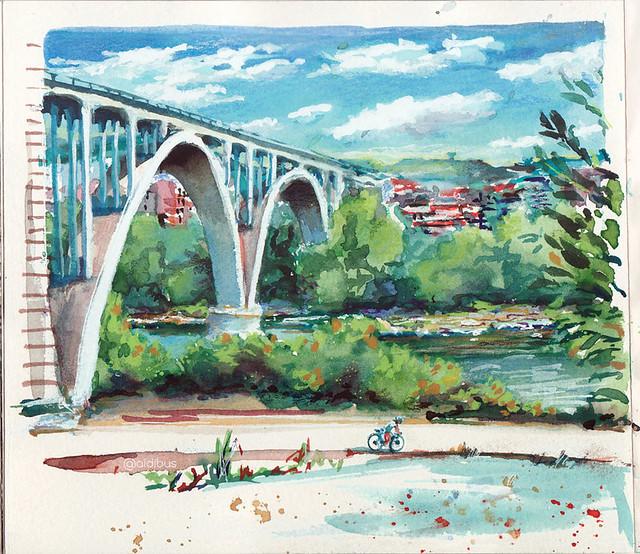 Viaducto de Orense