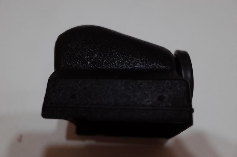 Rolleiflex用プリズムファインダー横