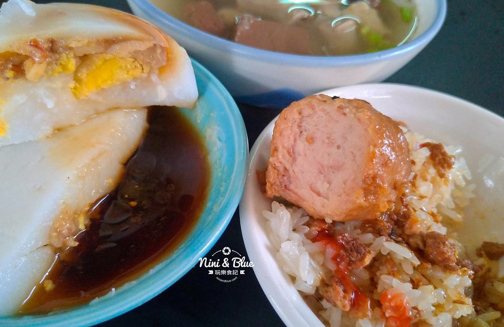 老嘉義碗粿米糕(民生本店).台中火車站07