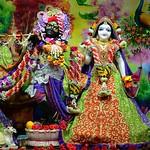 ISKCON Nasik Deity Darshan 12 Aug 2019