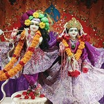 ISKCON Rajkot Deity Darshan 12 Aug 2019
