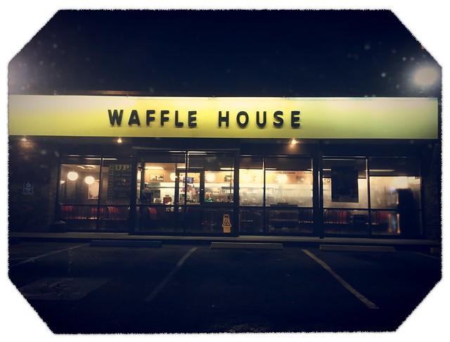 Yemassee Waffle House