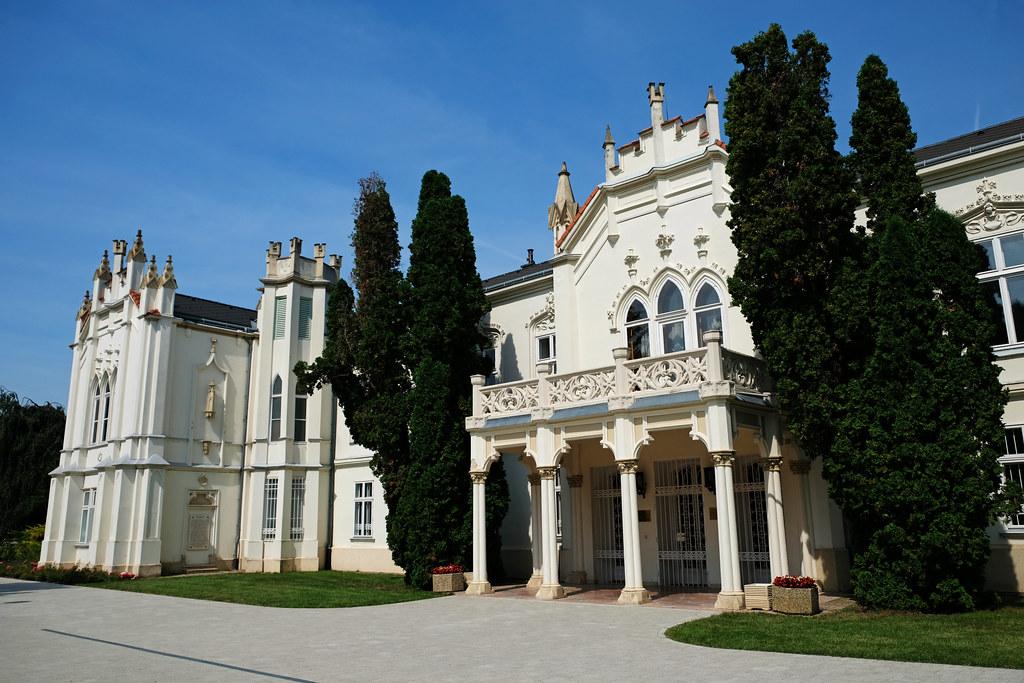 Brunszvik Castle, Martonvásár, Hungary