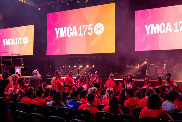YMCA175 - Day 1 - August 4