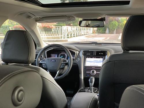 Ford Mondeo SW Hybrid Vignale