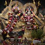ISKCON Ujjain Deity Darshan 12 Aug 2019