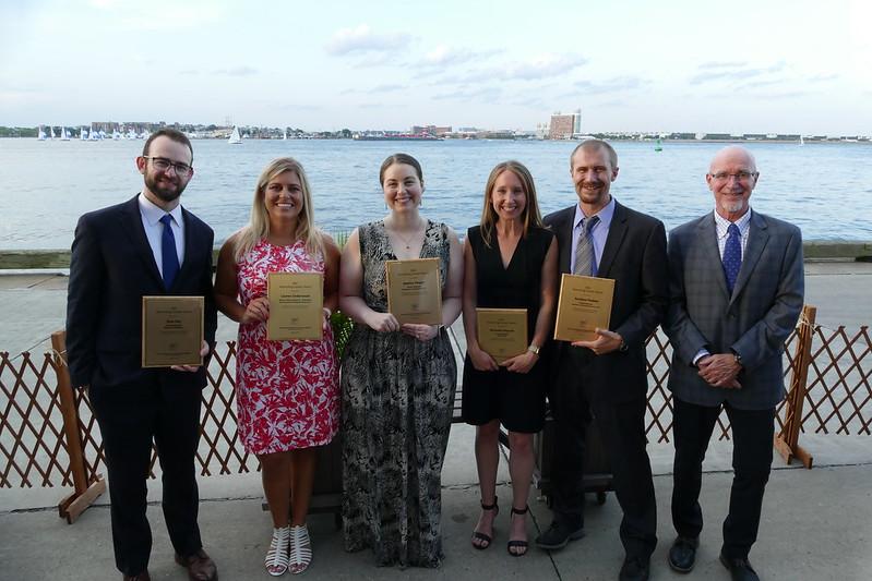 EBC 2019 Ascending Leader Award Recipients
