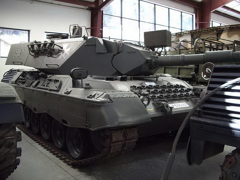 Leopard 1A4 00001