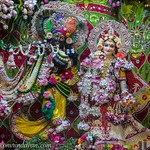 ISKCON Vrindavan Deity Darshan 12 Aug 2019
