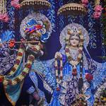 Hare Krishna Temple Ahmedabad Deity Darshan 12 Aug 2019