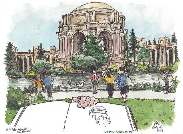 SF Palace of Fine Arts