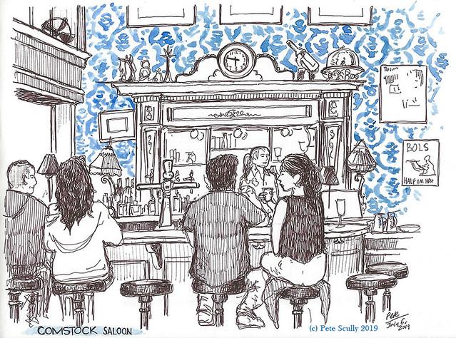 SF Comstock Saloon