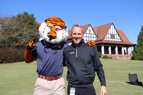 Aubie and Drew Dunn