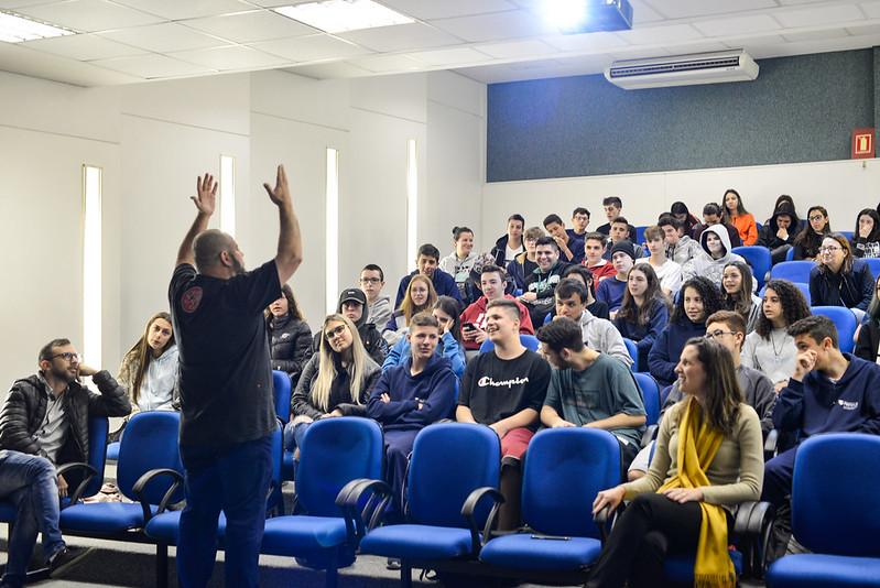 Startup Teens Escola de Aplicação Feevale 2019