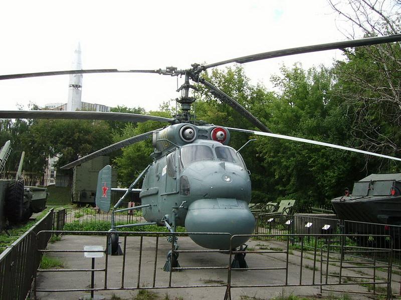 Kamov A-25Ts 1