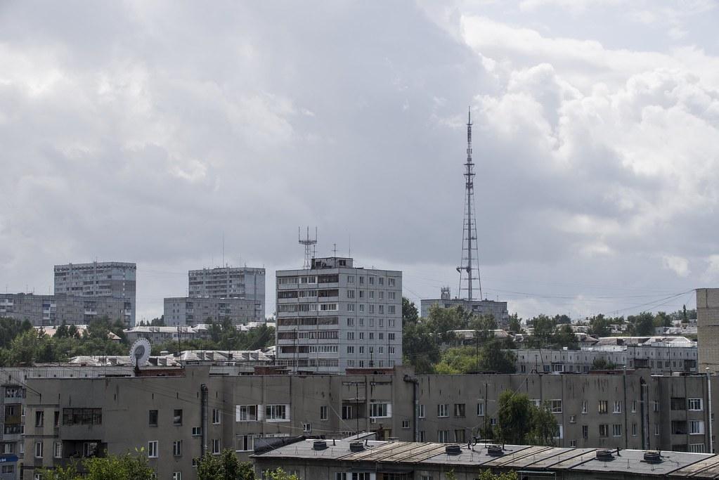 Телецентр, Центральный район.