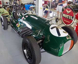 1952 Cooper Bristol Mk1 8/52