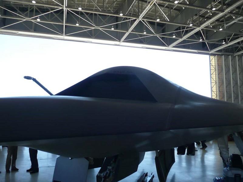 Northrop Grumman X-47B UCAS-D 00005
