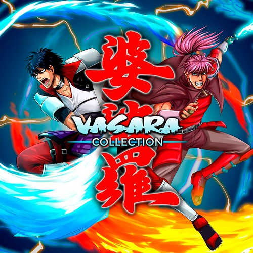 Thumbnail of 	VASARA Collection	 on PS4