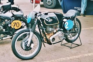 1956 AJS 7R 350cc
