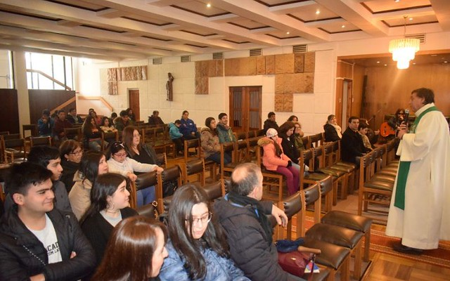 Santa Misa inicia la Semana Salesiana 2019