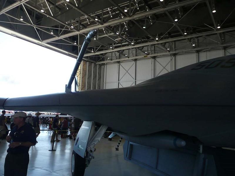 Northrop Grumman X-47B UCAS-D 00009