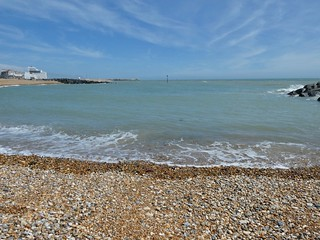 Mermaid beach, Folkestone