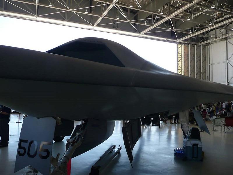 Northrop Grumman X-47B UCAS-D 00006