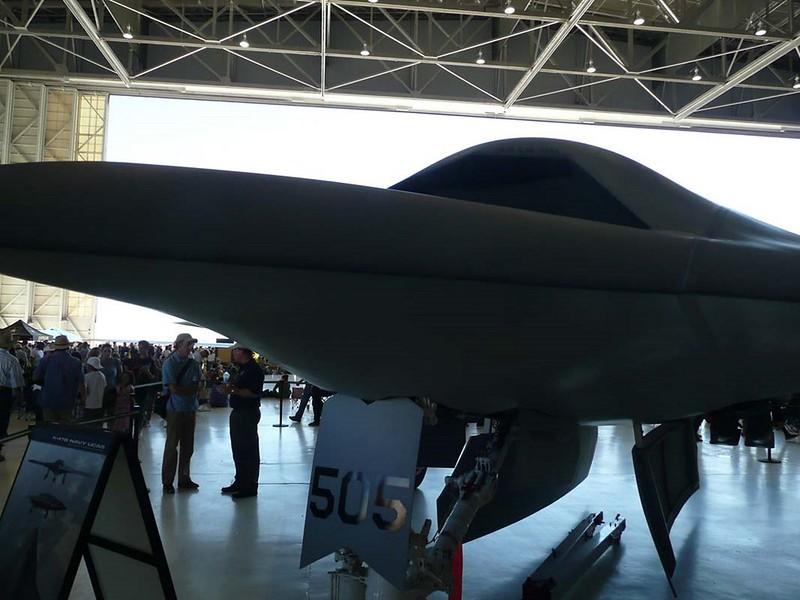 Northrop Grumman X-47B UCAS-D 00002