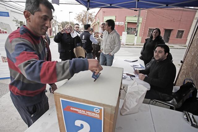 Consulta Ciudadana Población Centenario