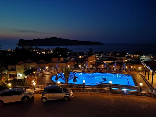 agiamarina hotelmimoza chania crete greece hellas ellada grekland mimoza hotel hotell nisídaágioitheódoroi island ö pool swimmingpool grecia grèce griechenland