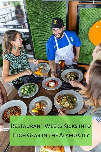 Restaurant Weeks Kicks into High Gear in the Alamo City