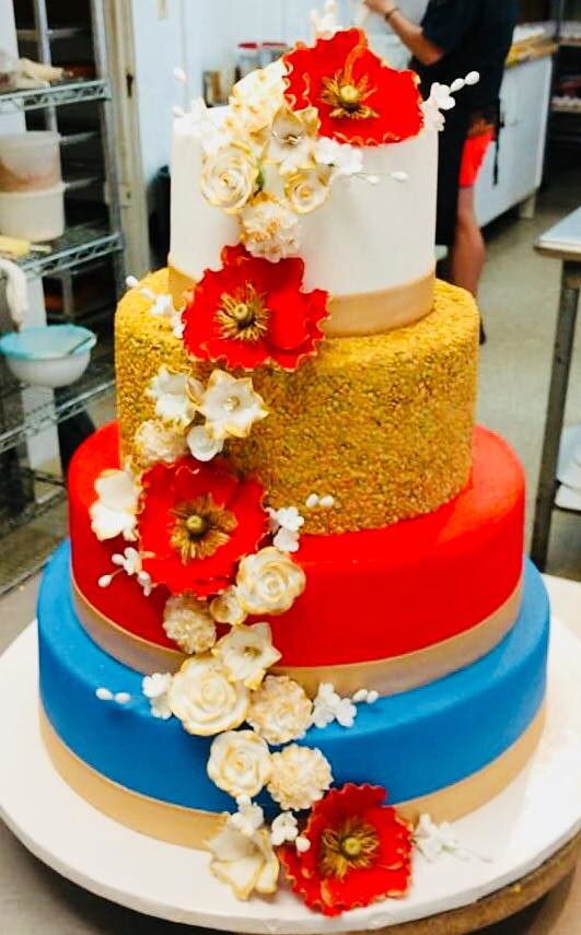 Cake by The Cake Corner, Pooler GA