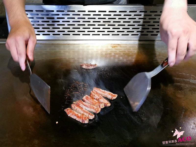 台北鐵板燒 明水然31