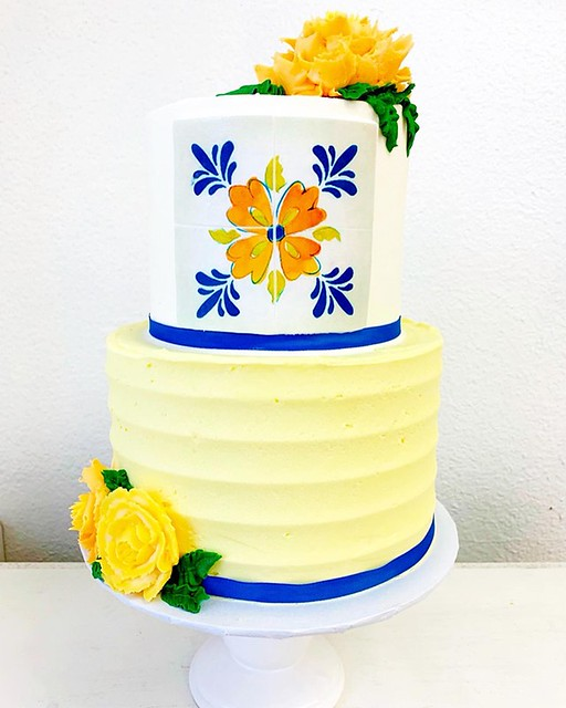 Cake by Sugarbee Cafe & Bake Shop
