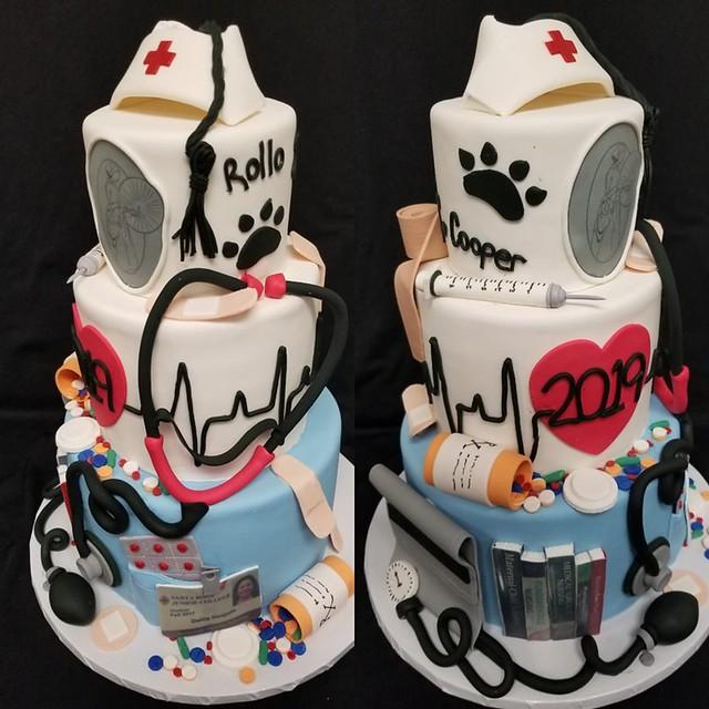 Cake by Rassasy Cakes