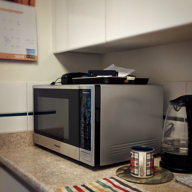 Replacement Microwave Oven