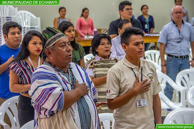 Fórum por el día internacional de los pueblos indígenas