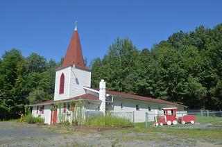 Former Holy Cross Church